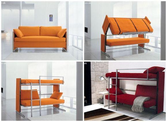 Phụ kiện sofa kết hợp giường