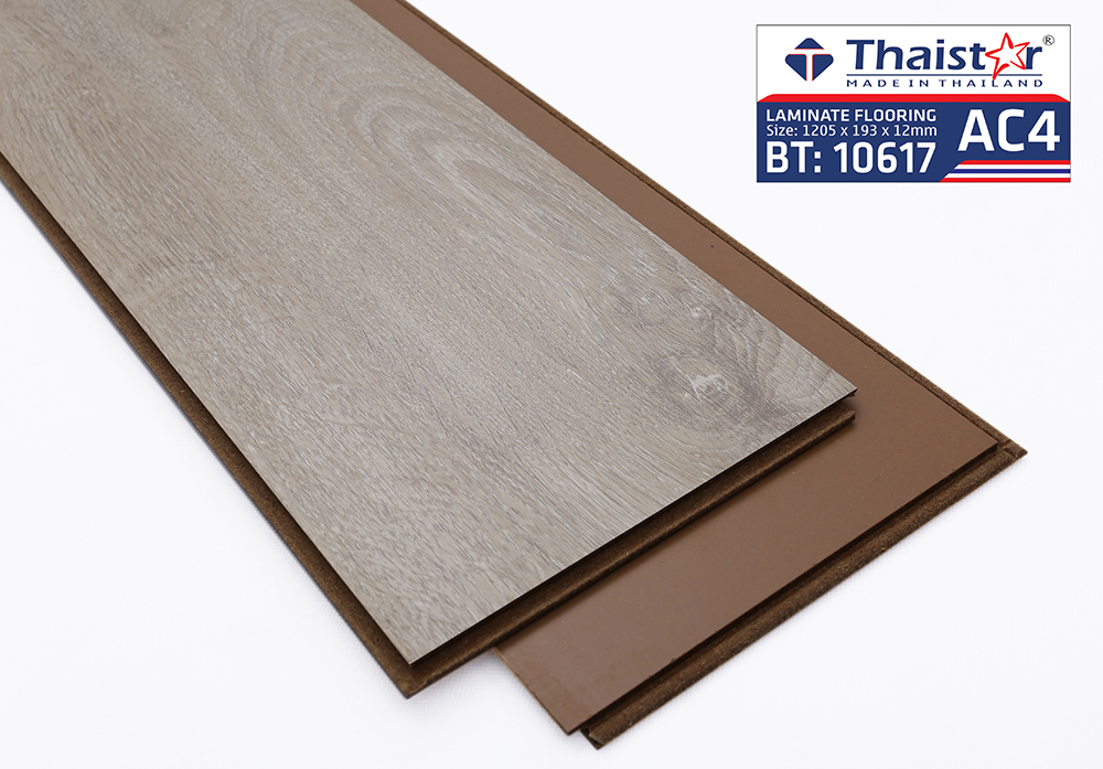 Sàn Gỗ Thaistar BT10617-12